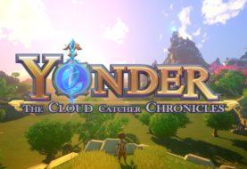 Sorteo: Yonder: The cloud catcher chronicles (Finalizado)
