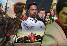 Sorteo: F1 2017, Yakuza Kiwami y Ark (Finalizado)