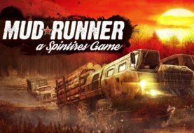 Spintires: MudRunner llega tambien a PlayStation 4 y Xbox One