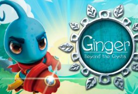 Ginger: Beyond the Crystal ya disponible en Switch
