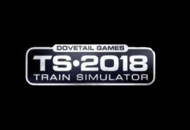 Train Simulator 2018 se anuncia para el 8 de diciembre