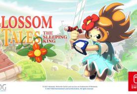 Blossom Tales: The Sleeping King disponible el 21 de diciembre.