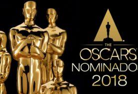 Lista completa de nominados a los Oscars 2018