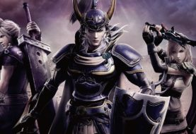 Vayne, primer personaje de DLC para Fissidia Final Fantasy NT