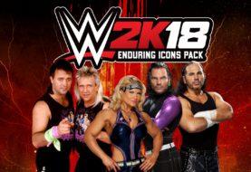 WWE 2K18: Pack de Iconos Eternos ya disponible