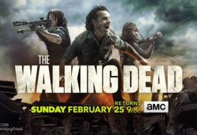 Tráiler oficial del regreso de la octava temporada de 'The Walking Dead'