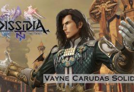 Vayne llega a Dissidia Final Fantasy NT