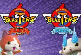 Lanzamiento: Yo-Kai Watch Blasters