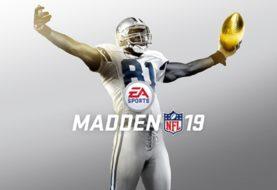 EA SPORTS Madden NFL 19 se pondrá a la venta el 7 de agosto