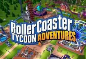 Lanzamiento: RollerCoaster Tycoon Adventures