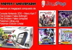 Décimo sorteo Aniversario: Nintendo