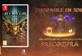 Diablo III Eternal Collection llegará a Switch el 2 de noviembre