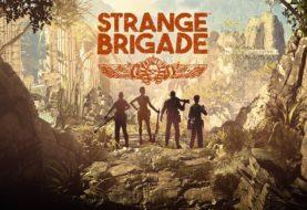 Lanzamiento: Strange Brigade