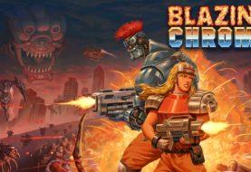 Blazing Chrome anuncia su fecha de lanzamiento y estrena tráiler