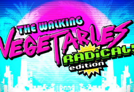 Lanzamiento: The Walking Vegetables - Radical! Edition