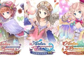 Lanzamiento: Atelier Arland series Deluxe Pack