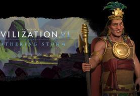 Pachacuti liderará a los Incas en Sid Meier's Civilization VI: Gathering Storm