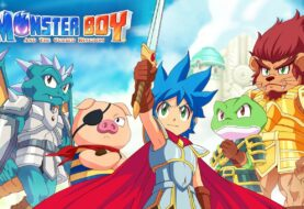 Análisis: Monster Boy and the Cursed Kingdom