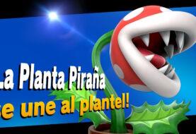 La Planta Piraña se une al plantel de Super Smash Bros. Ultimate