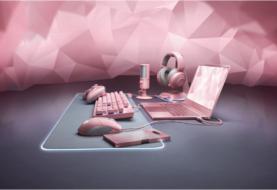 Razer presenta su nueva línea de productos Quartz para San Valentín
