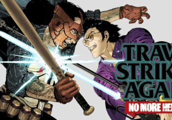 Análisis: Travis Strikes Again: No More Heroes