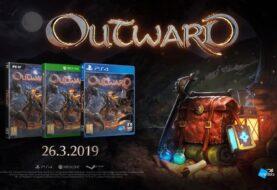 Outward presenta la segunda entrega de su Diario de Desarrollo