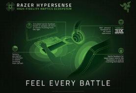 Razer Hypersense, la nueva tecnología para la inmersión en juegos de Razer