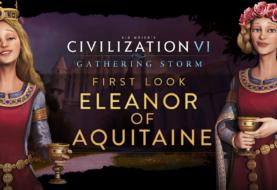 Leonor liderará Inglaterra y Francia en Sid Meier's Civilization VI: Gathering Storm