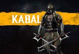 Kabal anunciado para Mortal Kombat 11