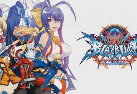 BlazBlue Centralfiction Special Edition llega en formato físico para Nintendo Switch