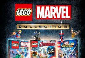 Lanzamiento:  LEGO Marvel Collection