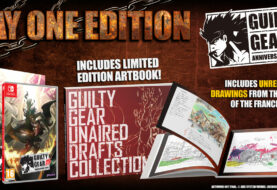 Guilty Gear 20th Anniversary Pack se anuncia en formato físico para Nintendo Switch