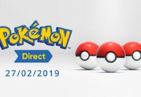 Pokémon Direct anunciado para el el 27 de febrero