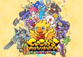 Lanzamiento: Chocobo's Mystery Dungeon EVERY BUDDY!