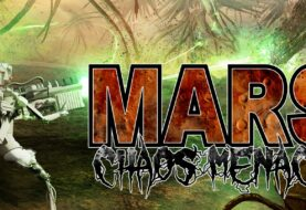 Mars Chaos Menace llega a Xbox One