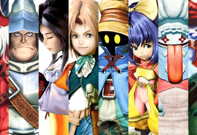 Square Enix desvela secretos y anécdotas del desarrollo de Final Fantasy IX