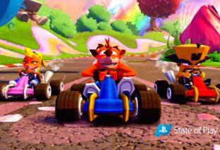 Los karts en Crash Team Racing Nitro-Fueled serán customizables