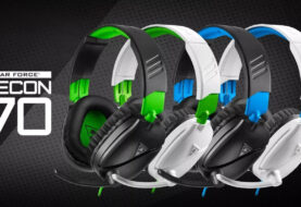 Turtle Beach anuncia la serie RECON 70