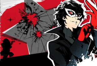 Joker, de Persona 5, se une al plantel de Super Smash Bros. Ultimate el 18 de abril