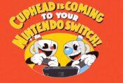 Cuphead llega mañana a Nintendo Switch