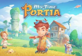 My Time at Portia llega a PlayStation 4, Xbox One y Nintendo Switch