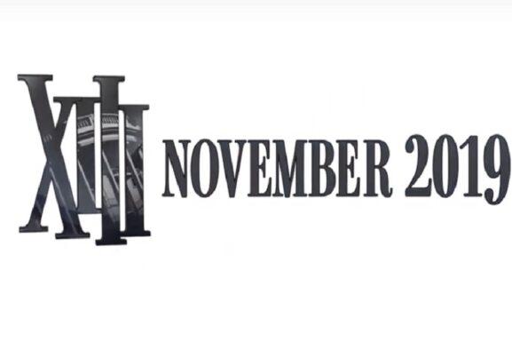 El remake de XIII llegará el 13 de noviembre de 2019