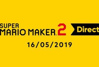 Anunciado un nuevo Nintendo Direct centrado en Super Mario Maker 2