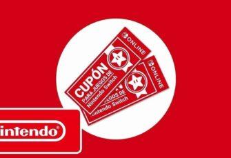 Nintendo presenta los Cupones de Switch