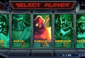 Vuelve The Ninja Warriors para PlayStation 4 y Nintendo Switch