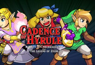 Lanzamiento: Cadence of Hyrule – Crypt of the NecroDancer featuring The Legend of Zelda
