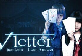 Root Letter: Last Answer se lanzará en formato físico
