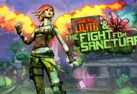 Anunciado Borderlands 2: La comandante Lilith y la lucha por Sanctuary
