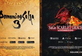 Square Enix anuncia Romancing SaGa 3 y SaGa Scarlett Grace: Ambitions