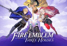Lanzamiento: Fire Emblem: Three Houses